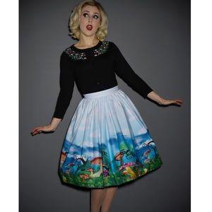 50s Wonderland Skirt